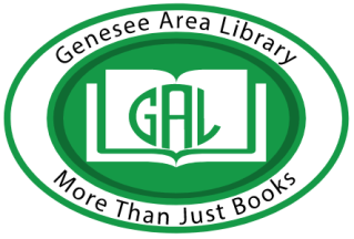 genesee area library logo