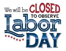 Library Closed for Labor Day